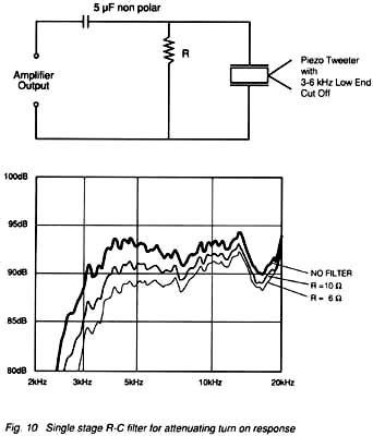 piezo tweeter wiring diagram 4 wiring info u2022 rh cardsbox co